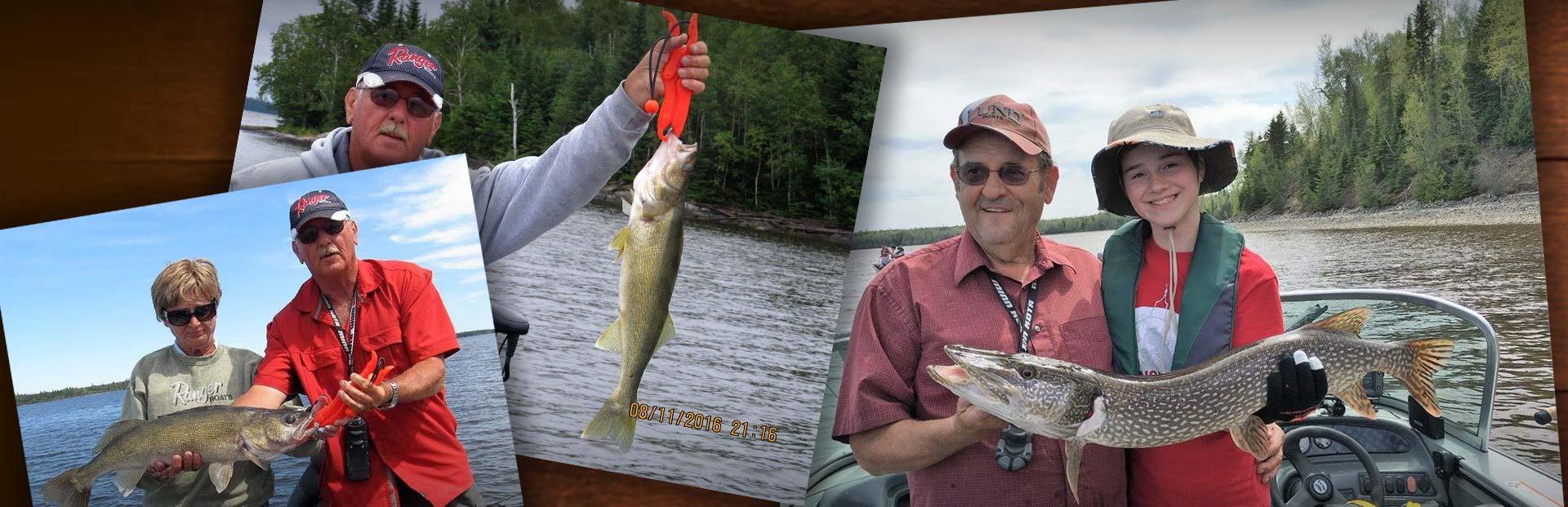 Ontario canada fishing on lac seul lake at lac seul lodge for Lac seul fishing