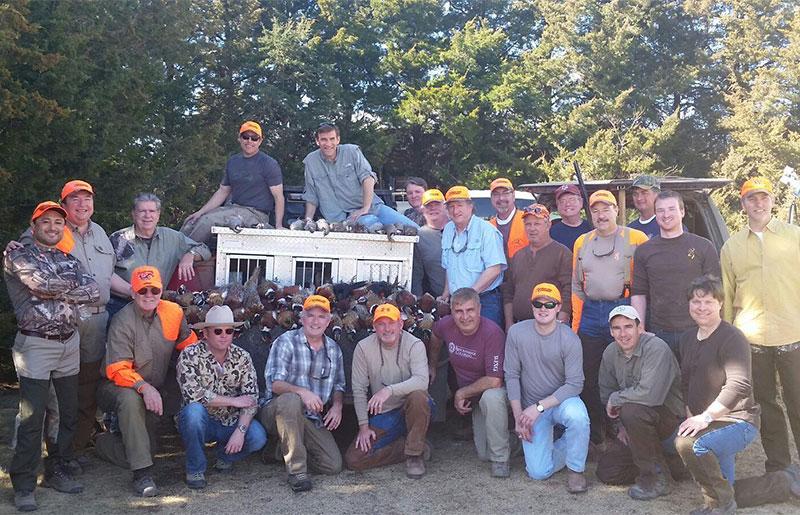 kansas pheasant hunting guide service